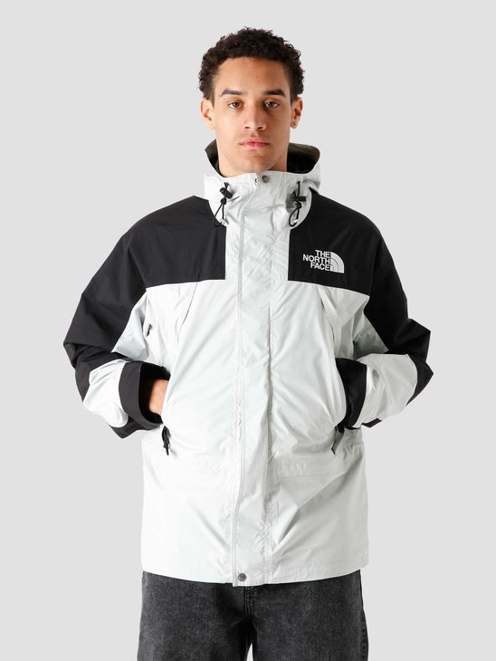 The North Face Dryvent Shell Jacket Tin Grey NF0A52ZT9B8