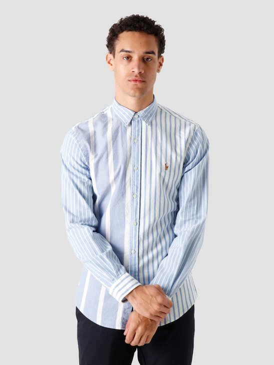 Polo Ralph Lauren Oxford Longsleeve Sport Multi 710837285001