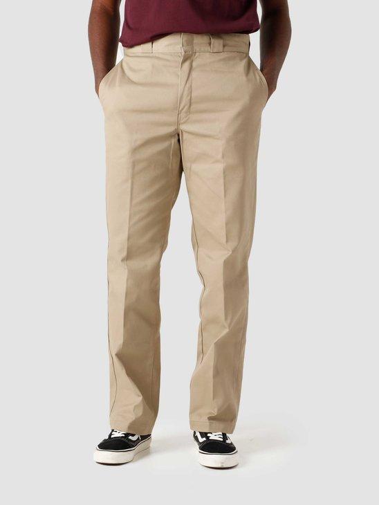 Dickies Original Fit Straight Leg Work Pant Khaki DK000874KHK1