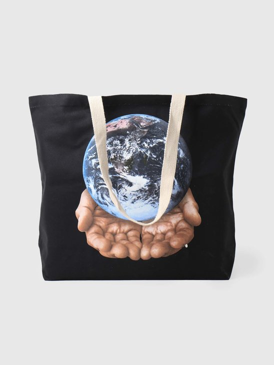 Obey Our Planet Is In Your Hands Black 100552596-BLK