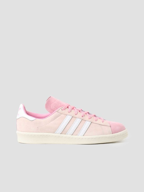 adidas Campus 80S Pink White FY3548
