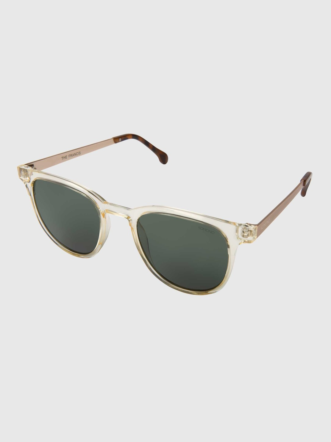 Komono Komono Francis Metal Prosecco Sunglasses KOM-S2273