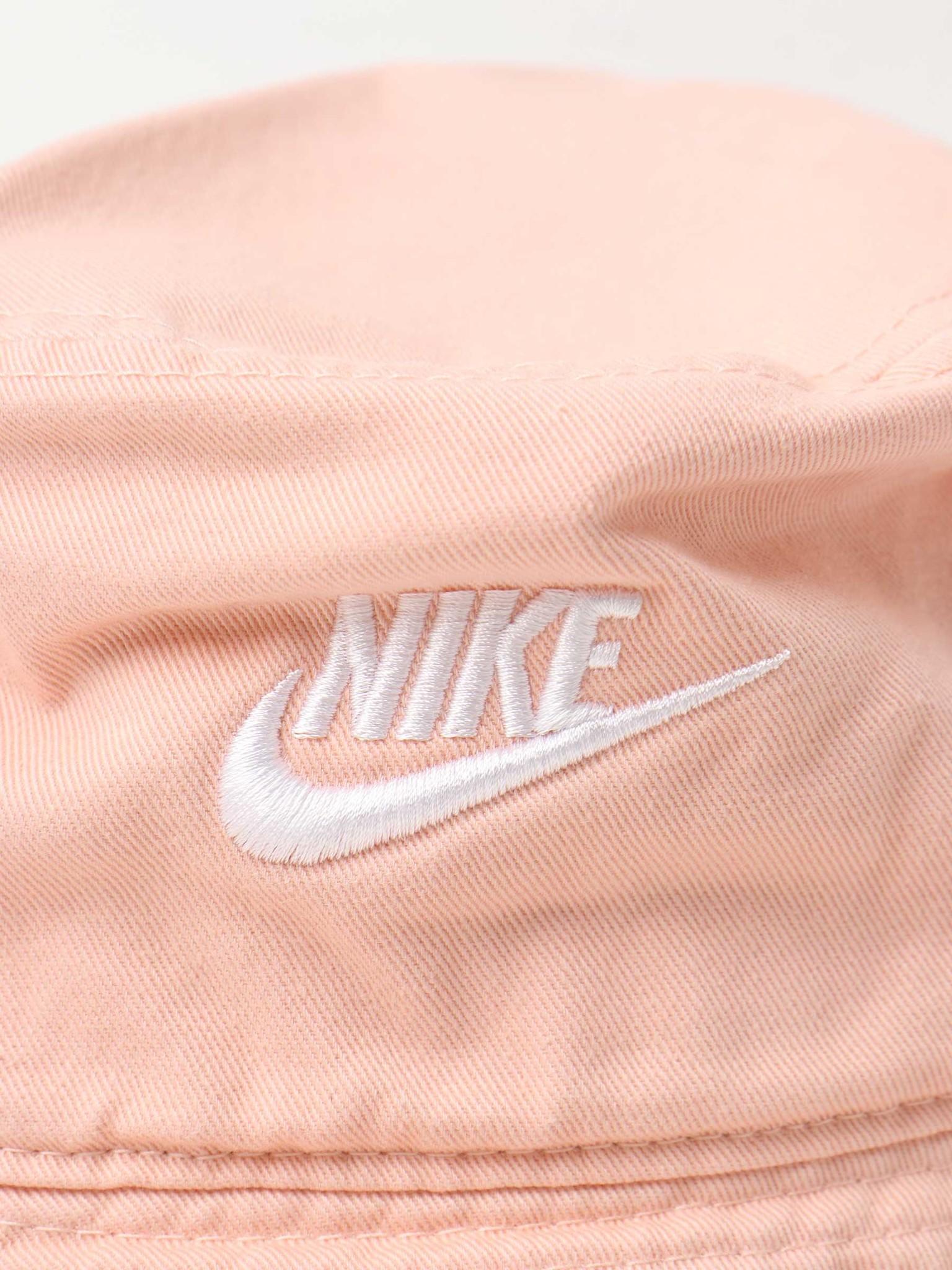 Nike Nike U Nsw Bucket Futura Wash Arctic Orange White DC3967-800