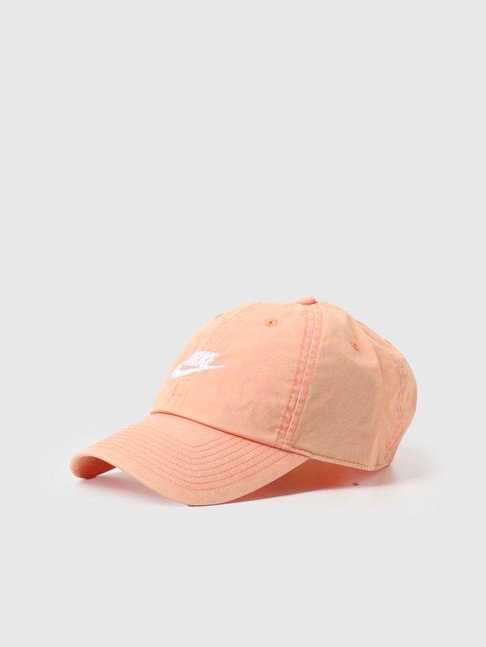 Nike U Nsw H86 Beach Wash Cap Apricot Agate DH2424-808