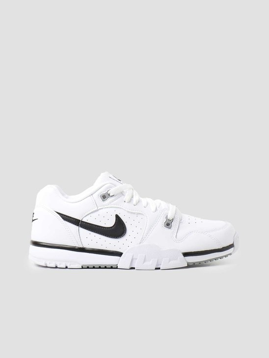 Nike Nike Cross Trainer Low White Black Particle Grey CQ9182-106