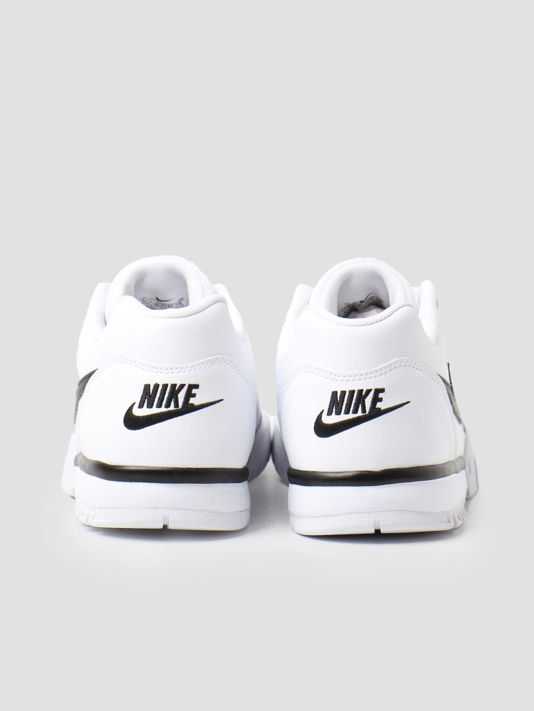 Nike Nike Nike Cross Trainer Low White Black Particle Grey CQ9182-106