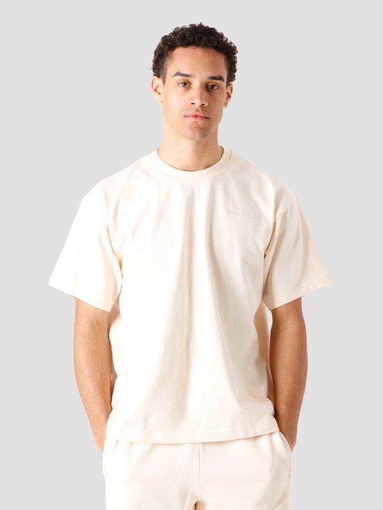 adidas Pw Basics Shirt Ecru Tint HB8815