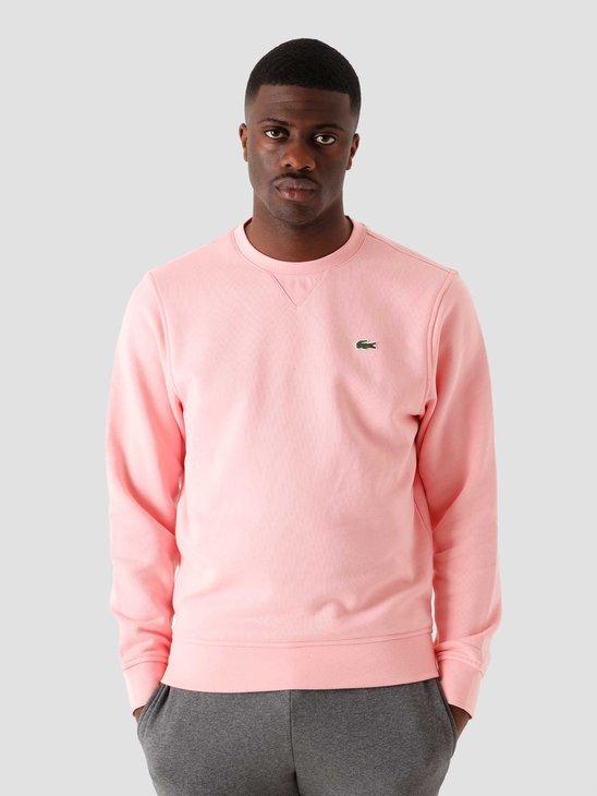 Lacoste 1HS1 Men's Sweater Bagatelle Pink SH1505-11