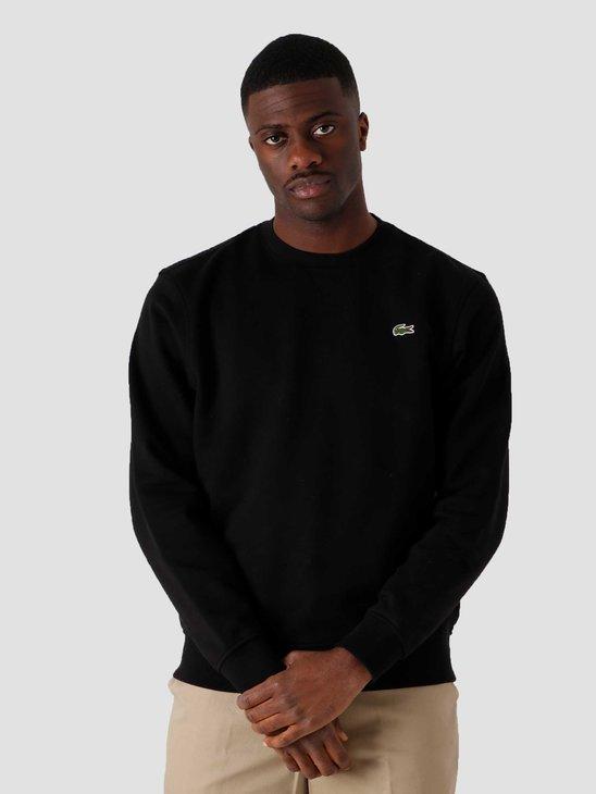 Lacoste 1HS1 Men's Sweater Black SH1505-11