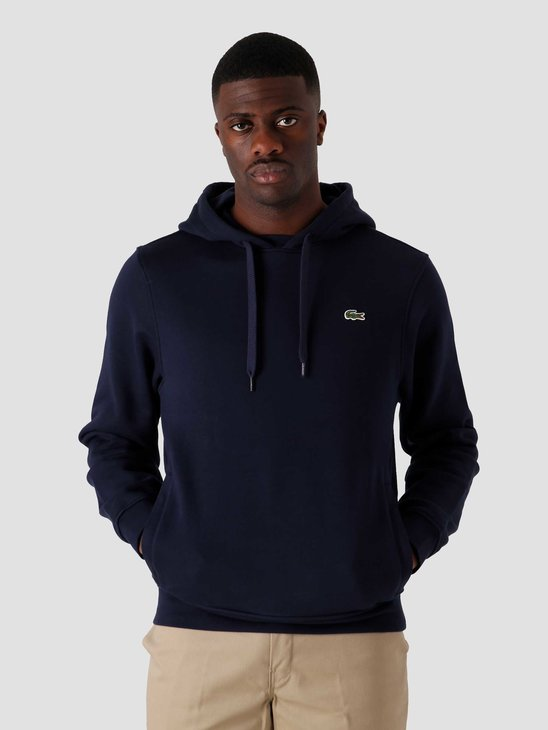 Lacoste 1HS1 Men's Sweater Navy Blue SH1527-11