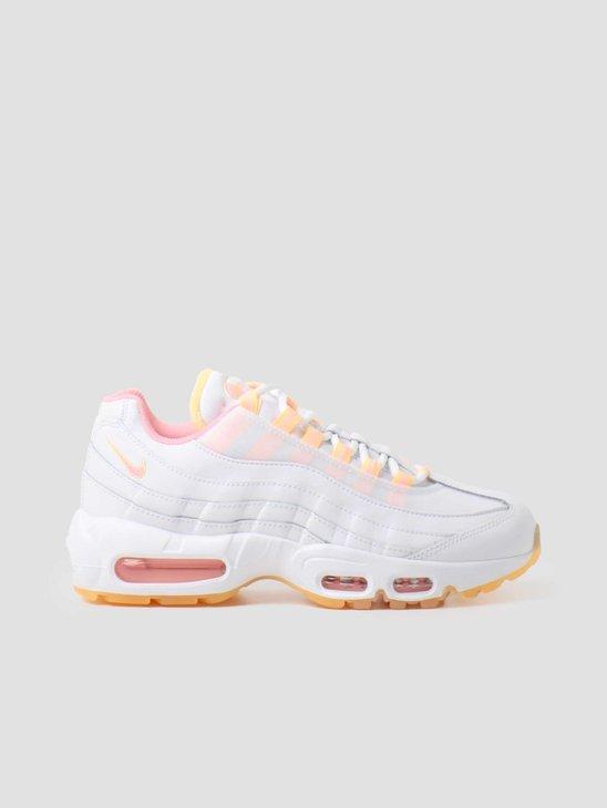 Nike W Air Max 95 White Arctic Punch Melon Tint DJ1495-100