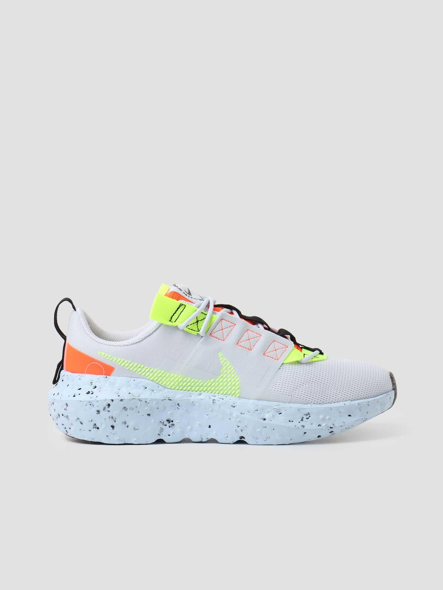 Nike Nike W Nike Crater Impact Football Grey Volt Hyper Crimson Black CW2386-002
