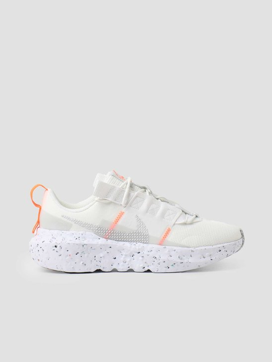 Nike W Nike Crater Impact Summit White Grey Fog Platinum Tint CW2386-100