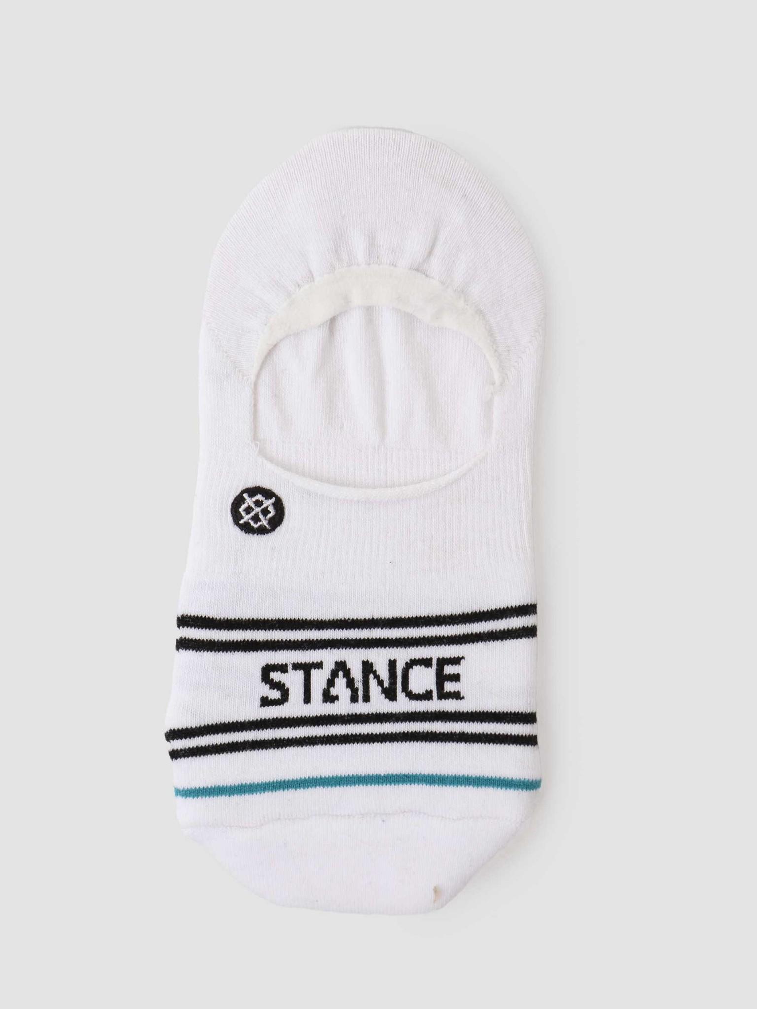 Stance Stance Basic 3 Pack No Show White A145D20SRO-WHT