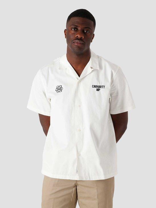 Carhartt WIP SS Cartograph Shirt Wax I028806-D600