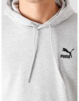 Puma Puma Classics Embro Hoodie TR Light Gray Heather 599785 04