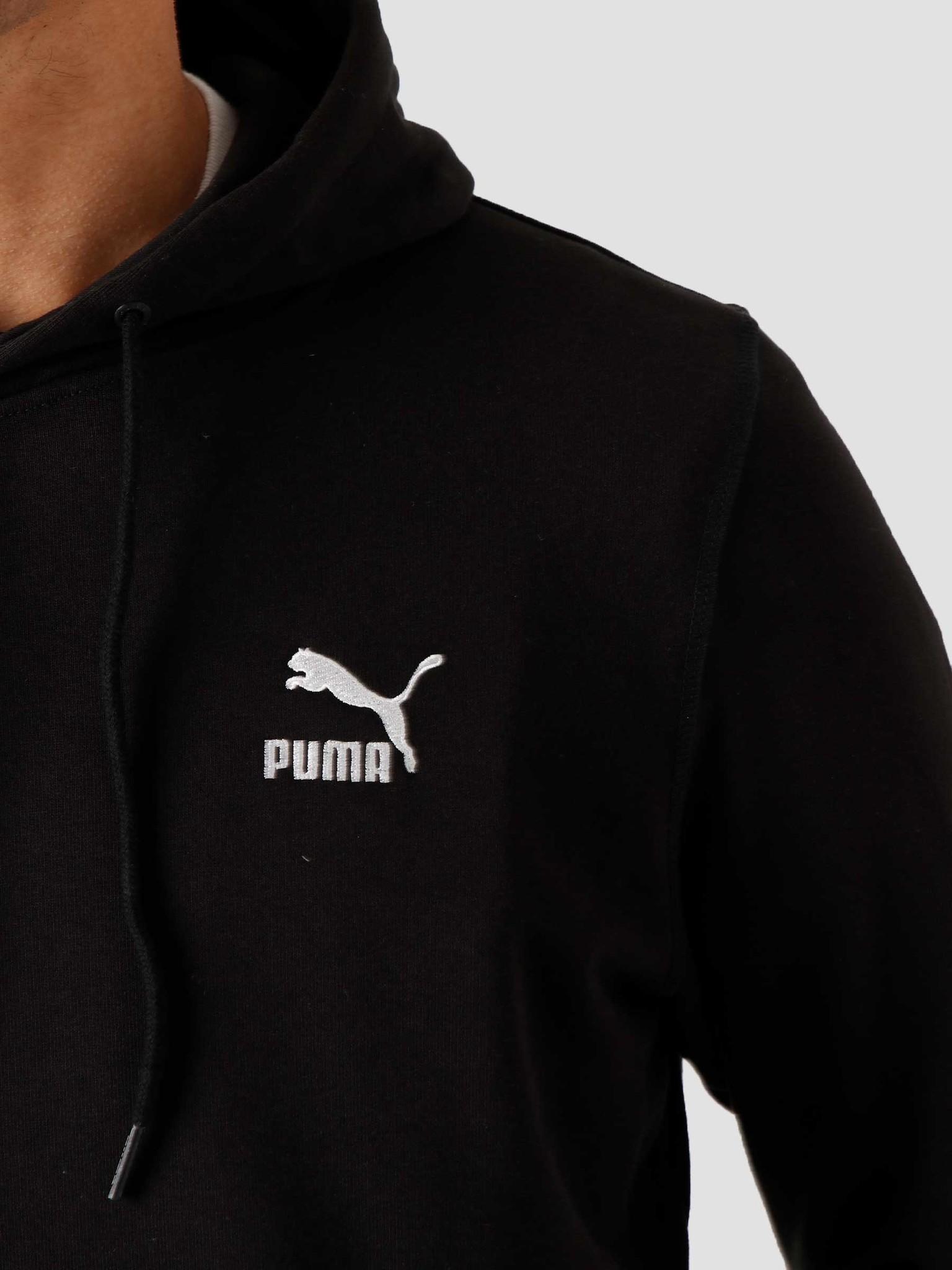 Puma Puma Classics Embro Hoodie TR Puma Black 599785 01