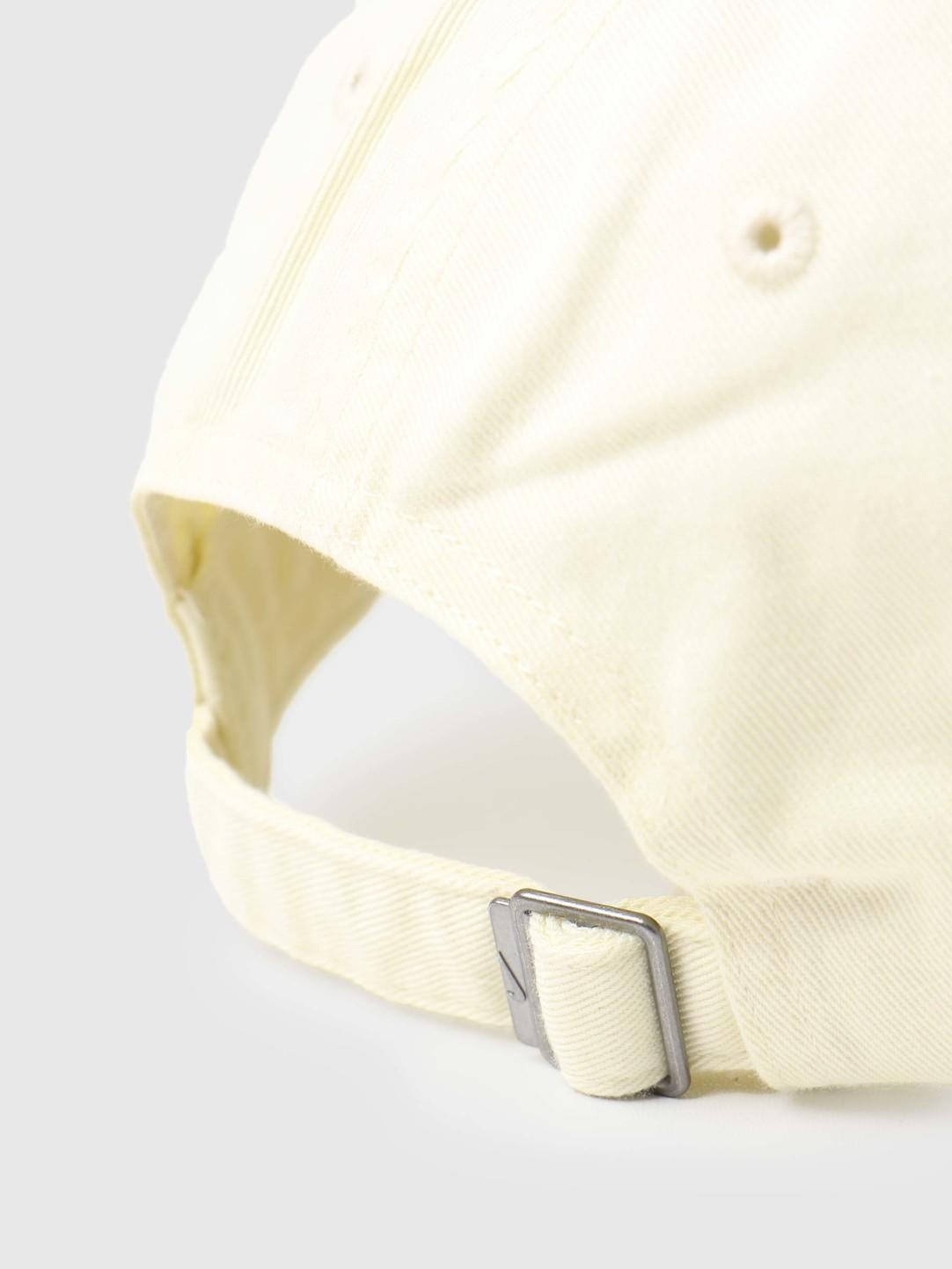Nike Nike U Nsw H86 Futura Wash Cap Coconut Milk Coconut Milk 913011-113