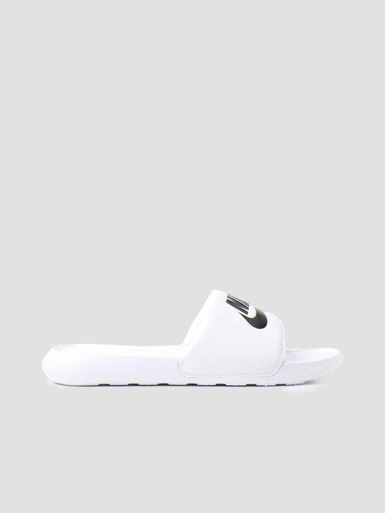 Nike Nike Victori One Slide White Black White CN9675-100