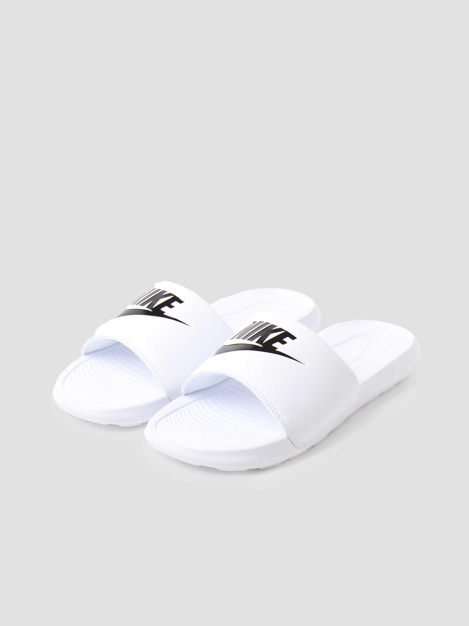 Nike Nike Nike Victori One Slide White Black White CN9675-100