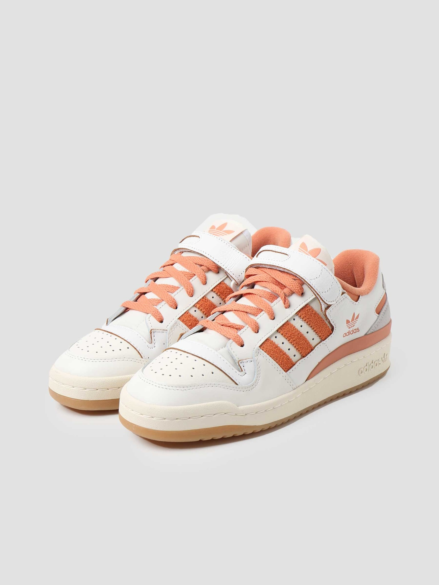 adidas adidas Forum 84 Low Ftwr White Hazy Copper Core White G57966