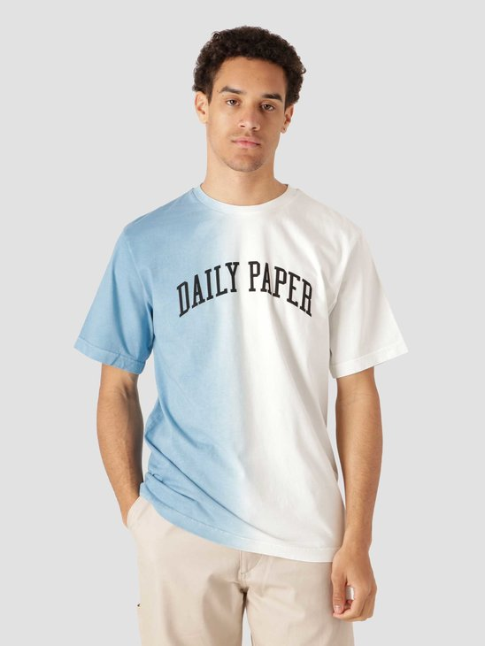 Daily Paper Rebo Tee Light Blue Off White 2113013