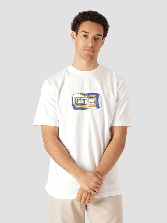Daily Paper Recan Tee White 2113019