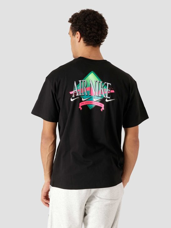 Nike Nsw T-Shirt Dna Nike Air Lse Fit Black DD1376-010