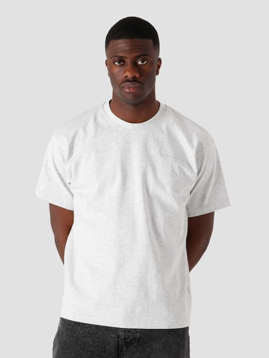 adidas Pw Basics Shirt Light Grey Heather HB8818