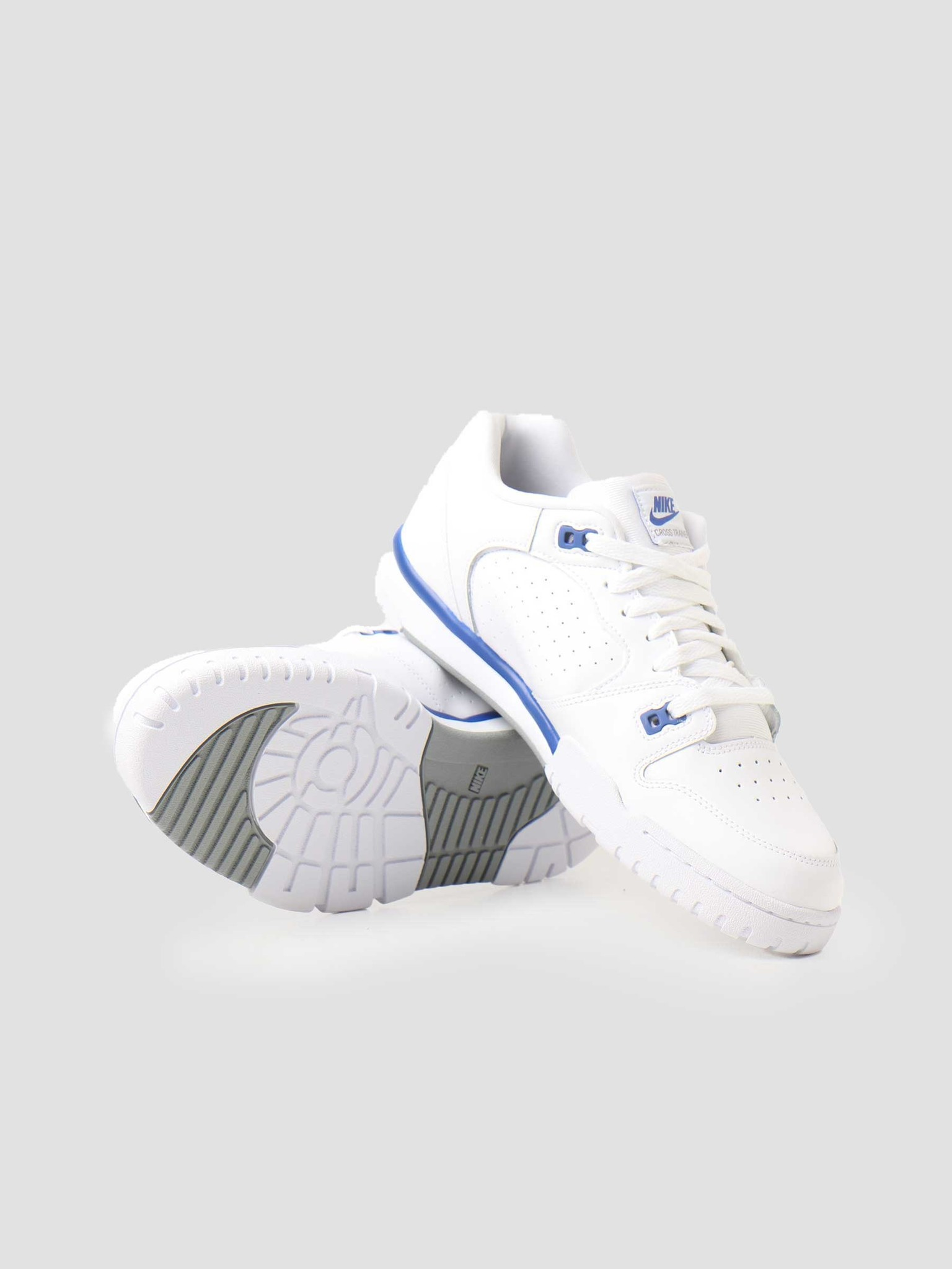Nike Nike Nike Cross Trainer Low White Particle Grey Astronomy Blue CQ9182-102