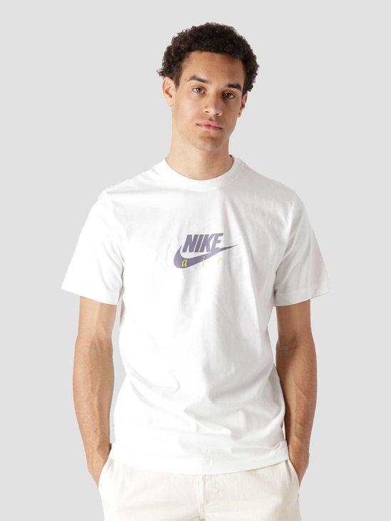 Nike Nsw T-Shirt Multibrand Hbr White DD1400-100