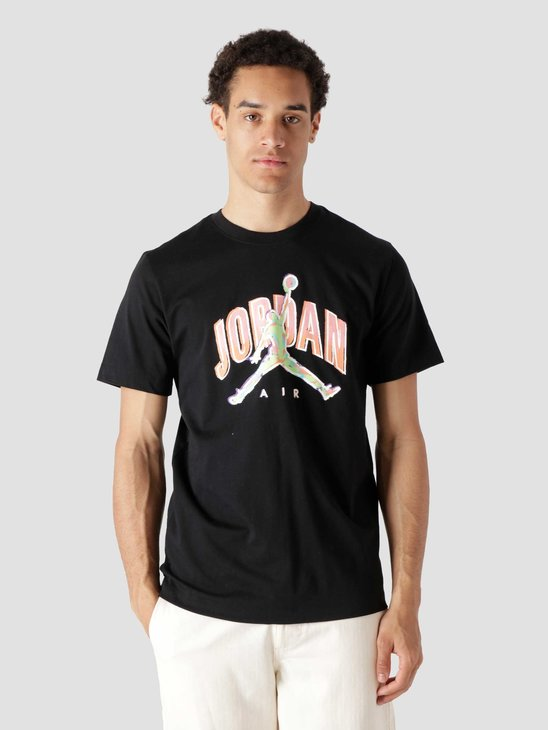 Nike J Brand Jdn Air Ss Crew Black CZ8383-010