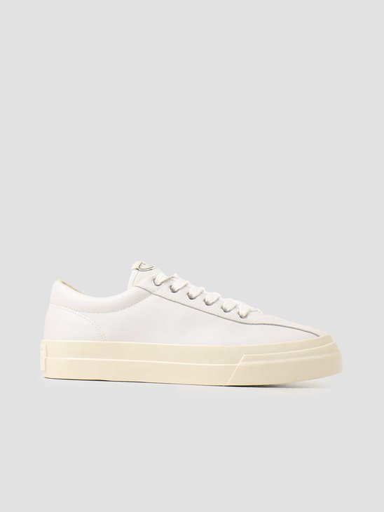 Stepney Workers Club Dellow M Leather White YA01500