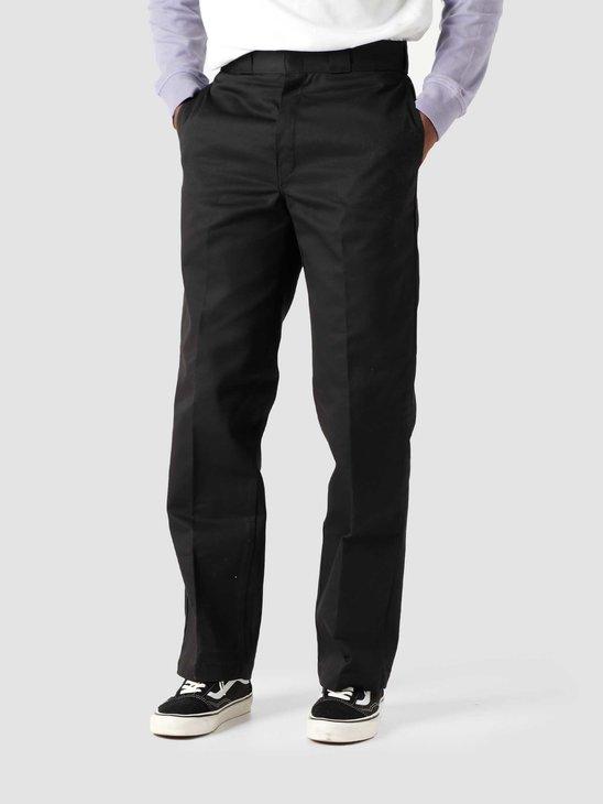 Dickies Original Fit Straight Leg Work Pant Black DK000874BLK1