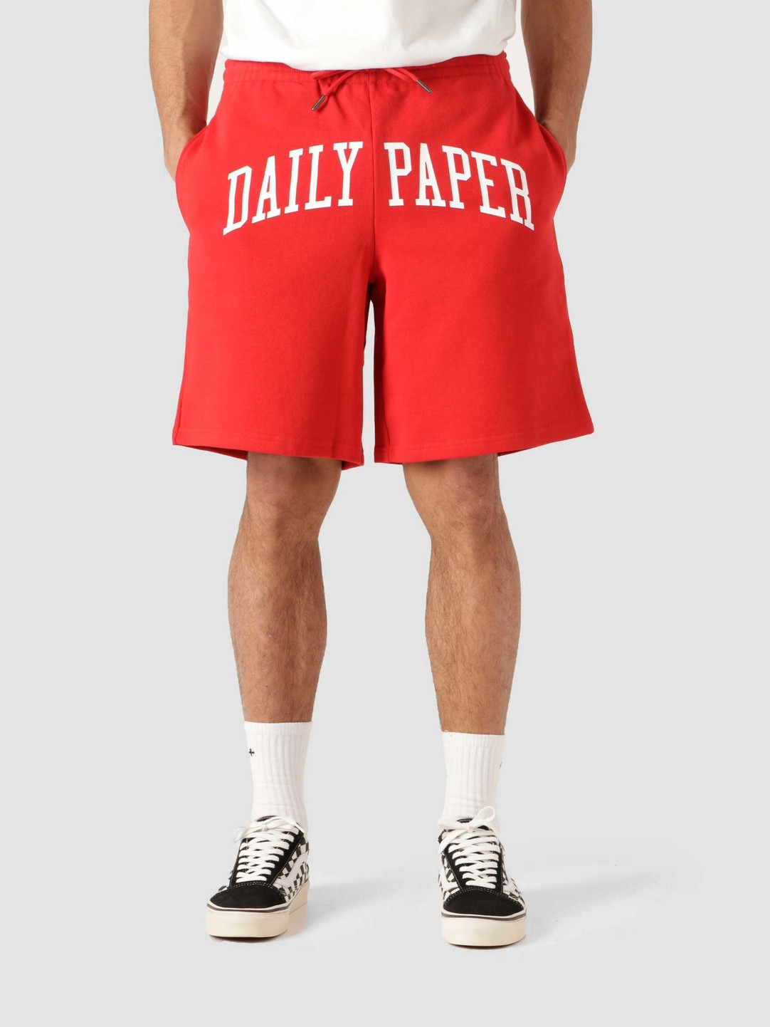 Daily Paper Daily Paper Rearch Short Haute Red 2113018