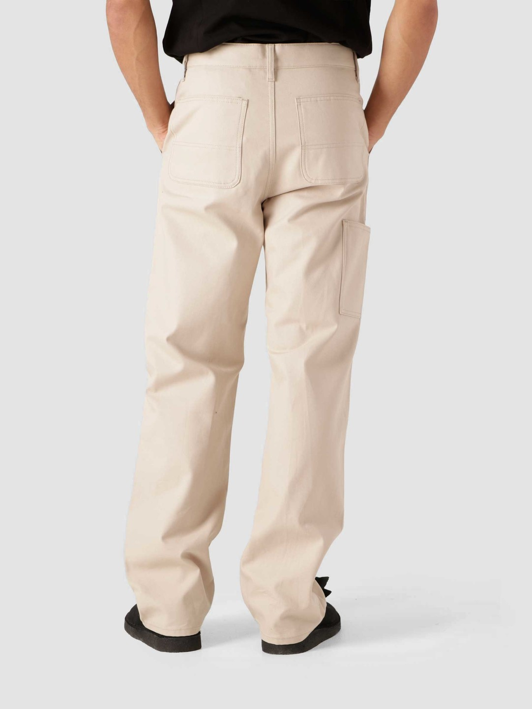 Daily Paper Daily Paper Rework Pants Beige 2113038