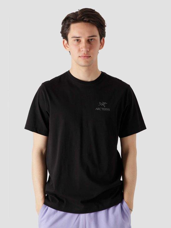 Arc'teryx Emblem T-Shirt Black II 24026