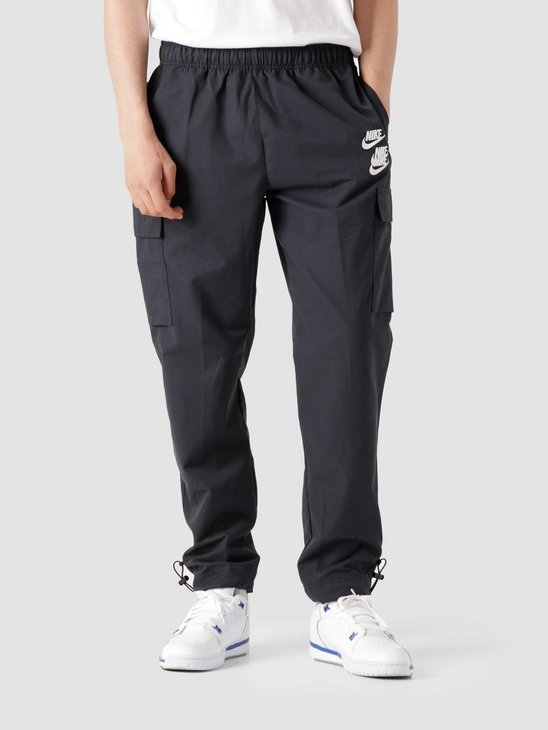 Nike Nsw Wvn Cargo Pant Wtour Black DD0886-010