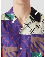 Daily Paper Daily Paper Repatch Shirt Multi Colored 2113008