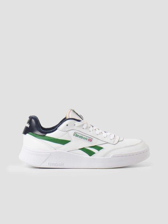 Reebok Club C Legacy Revenge Footwear White Green Navy GX7888