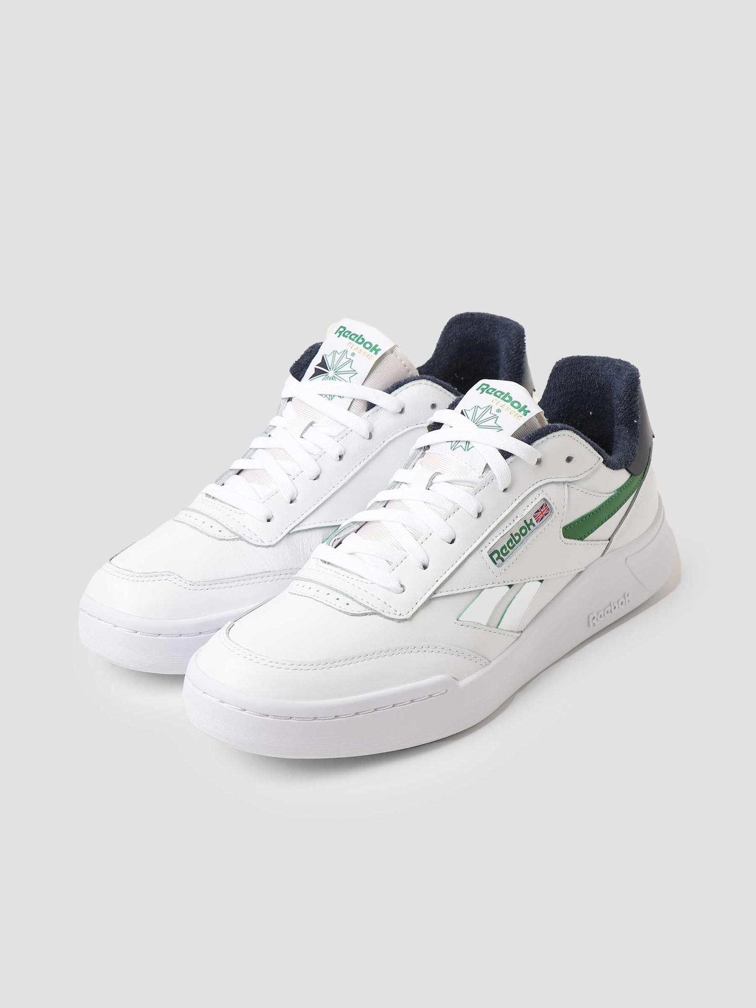 Reebok Reebok Club C Legacy Revenge Footwear White Green Navy GX7888