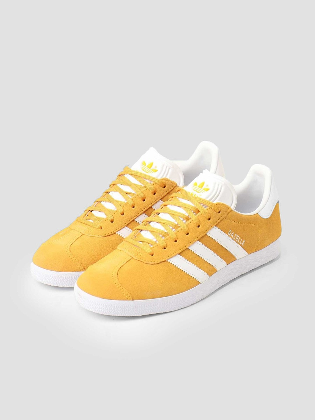 adidas adidas Gazelle Crew Yellow Ftwr White Ftwr White FX5497