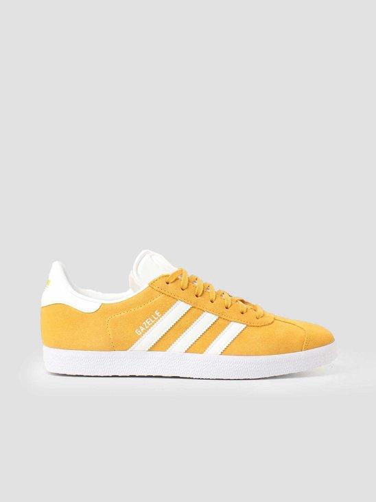 adidas Gazelle Crew Yellow Ftwr White Ftwr White FX5497