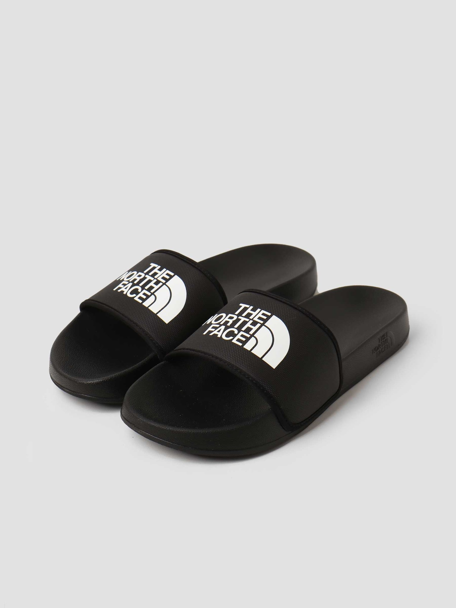 The North Face The North Face Base Camp Slide III Outdoor Sandal Black White NF0A4T2RKY4