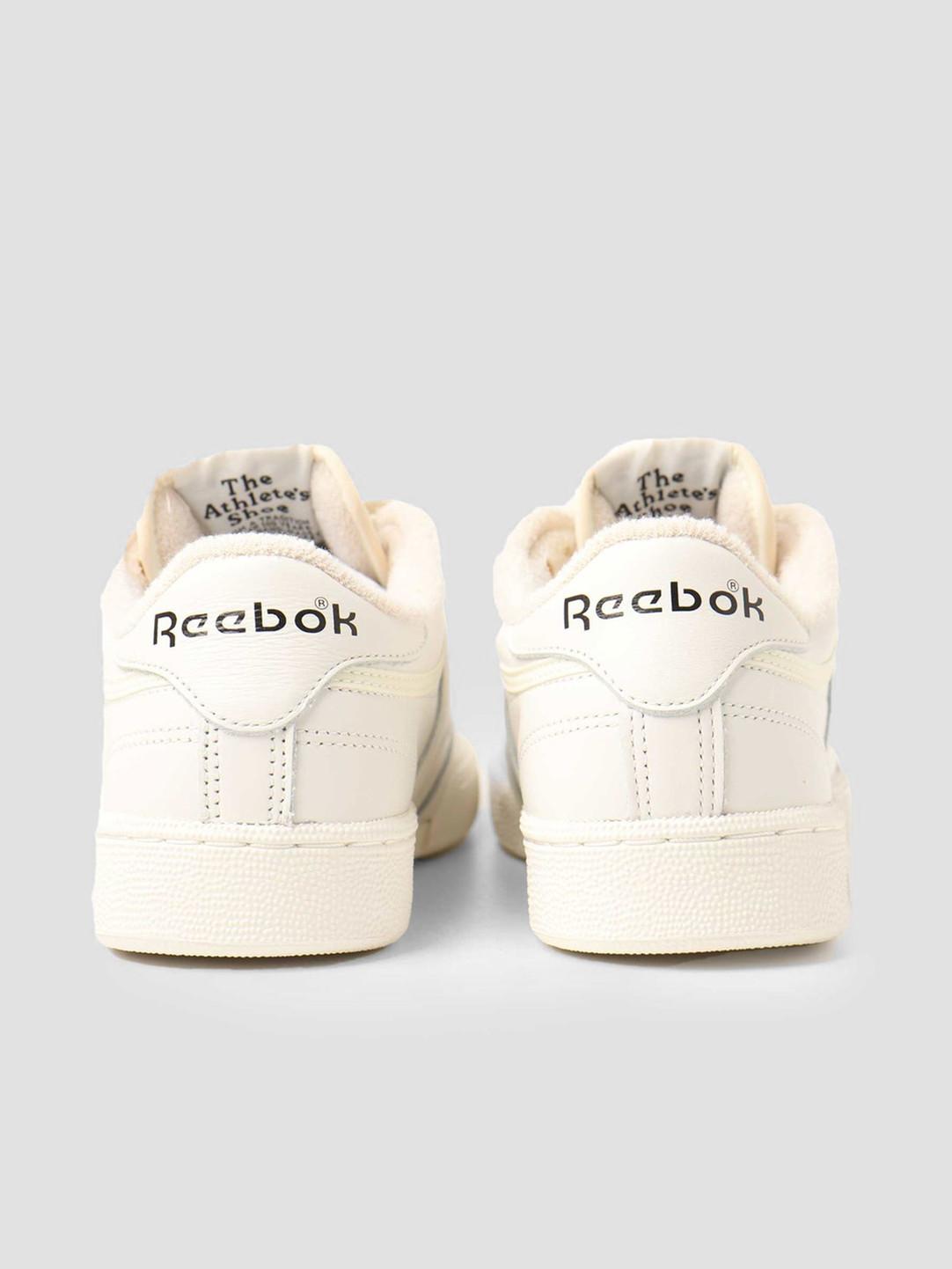 Reebok Reebok Club C 1985 TV Chalk Black GY4966