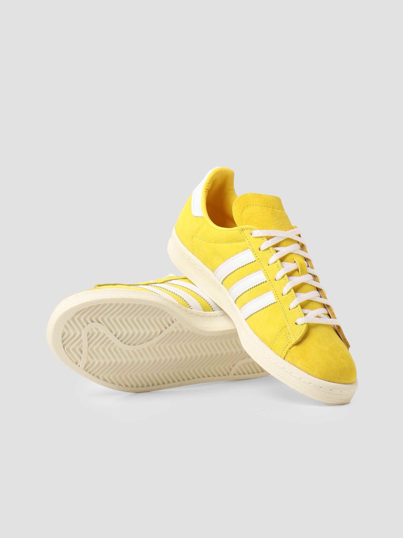 adidas adidas Campus 80S Yellow Gold FX5443