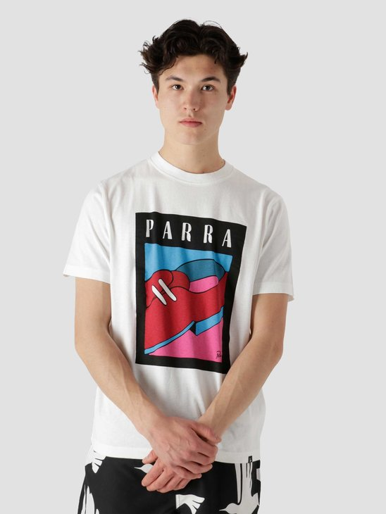 by Parra Shoe Repair T-Shirt White 45431