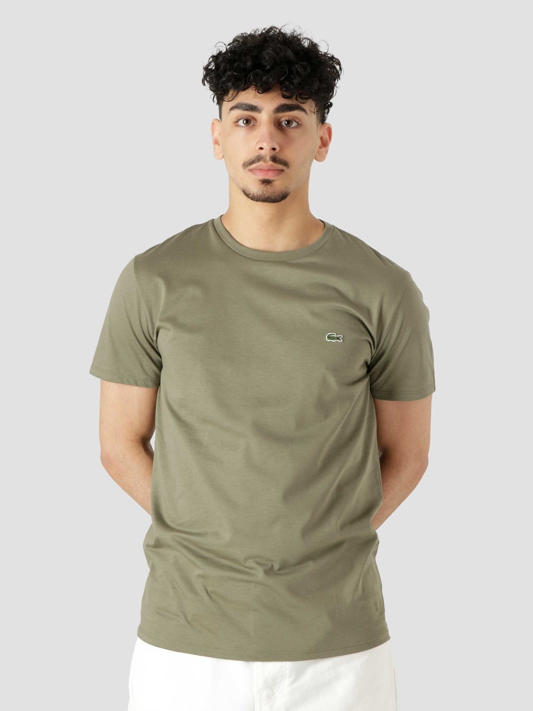 Lacoste Lacoste 1HT1 Men's T-Shirt Tank TH6709-11