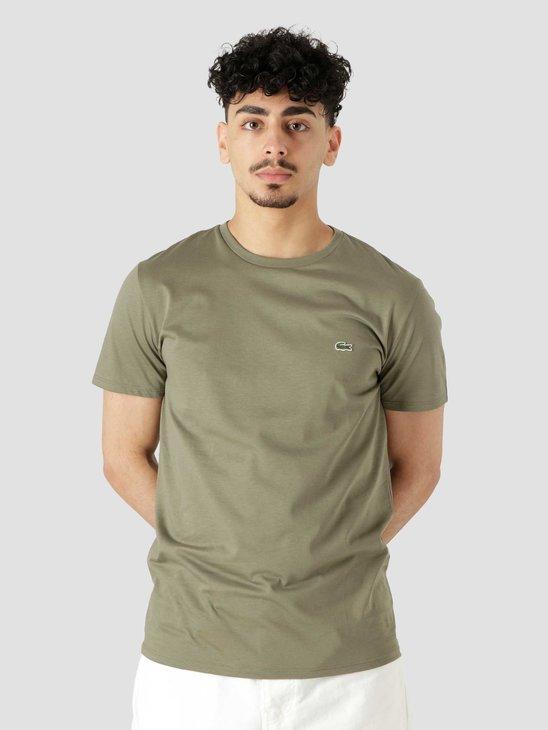 Lacoste 1HT1 Men's T-Shirt Tank TH6709-11
