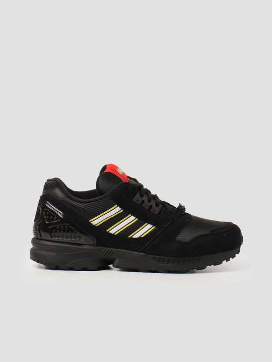 adidas ZX 8000 Lego Black Footwear White Black FY7085